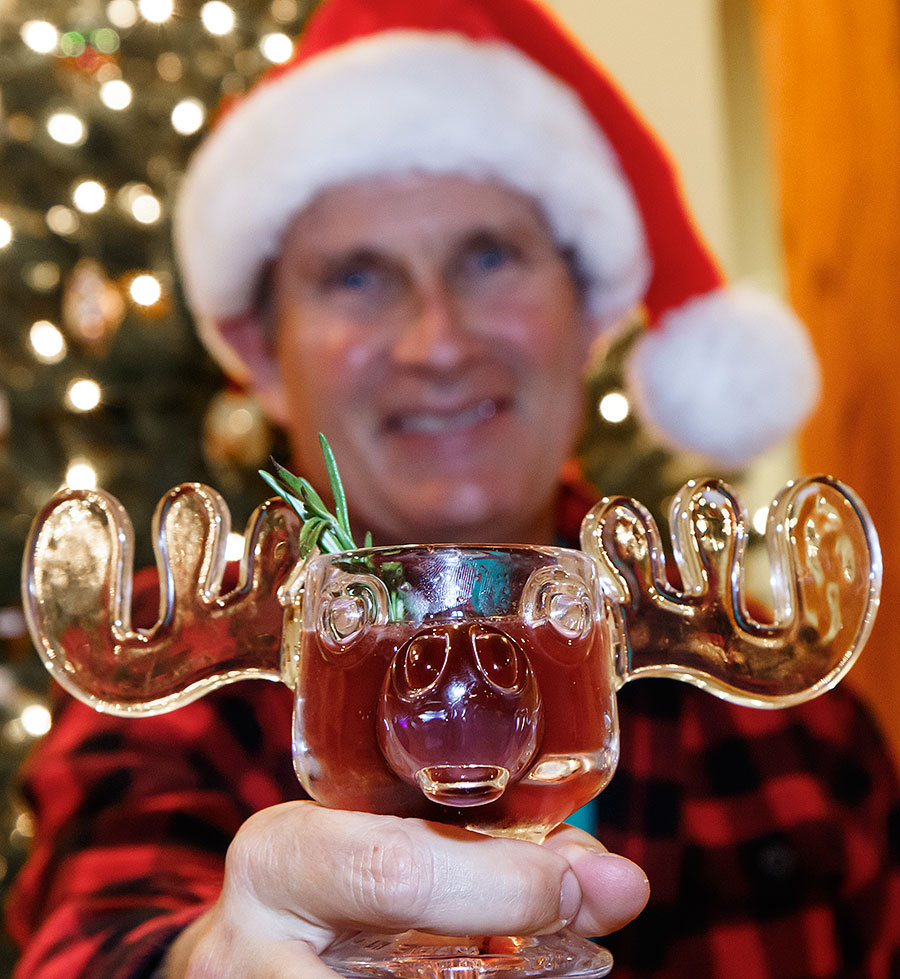 clark griswold martini cocktail