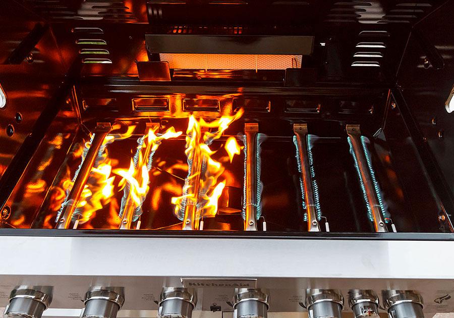 Review of Costco KitchenAid Nexgrill 720-0856V BBQ Grill - HUGE!!!