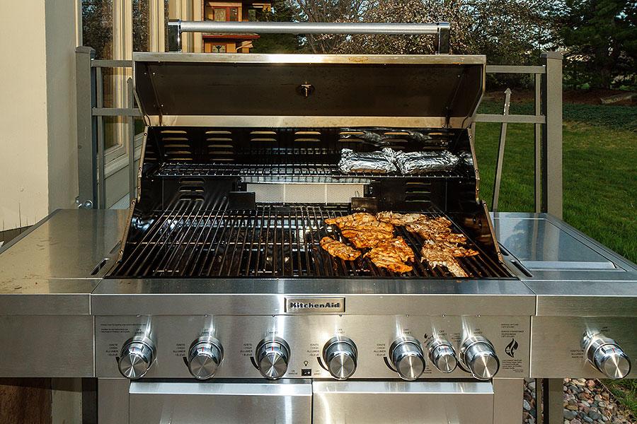 Review Of Costco Kitchenaid Nexgrill 720 0856v Bbq Grill
