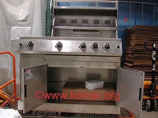 Costco Bbq Grills >> First look at Virco Costco BBQ grill