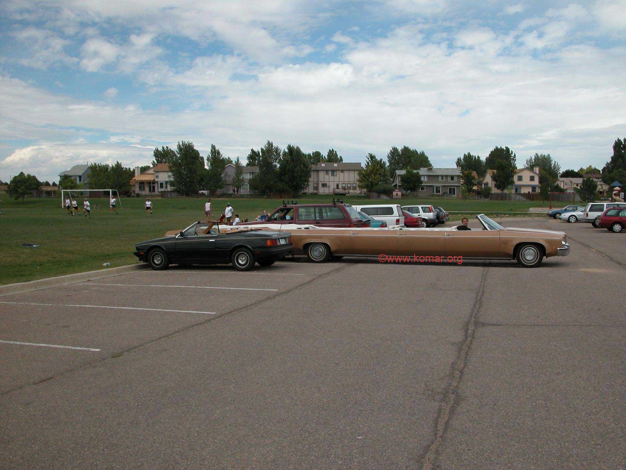 longest car
