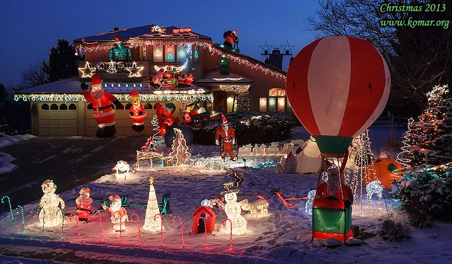 Aleks Christmas Lights Decorations - The 6 craziest christmas displays around the world