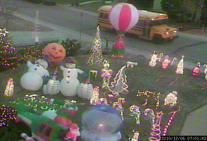 christmas sunrise picture webcam2