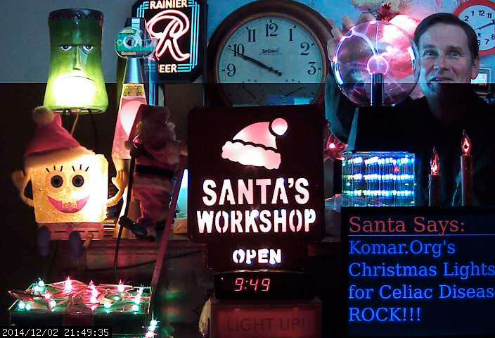 santa workshop after