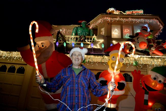 denver post christmas picture