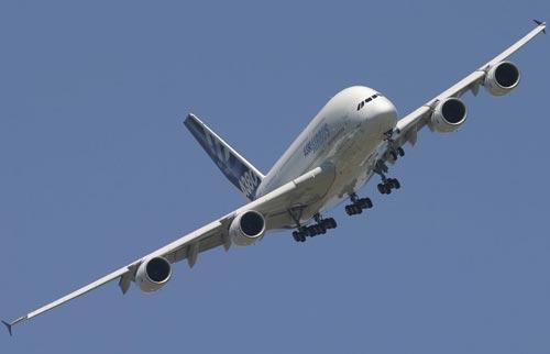 هواپیمای a380