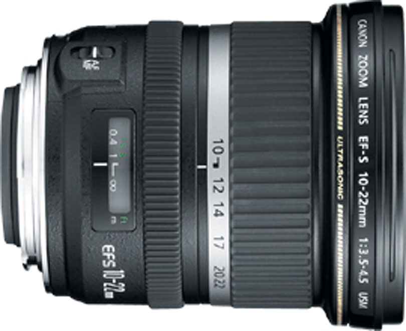 canon camera lenses. The Canon EF-S 10-22mm Lens