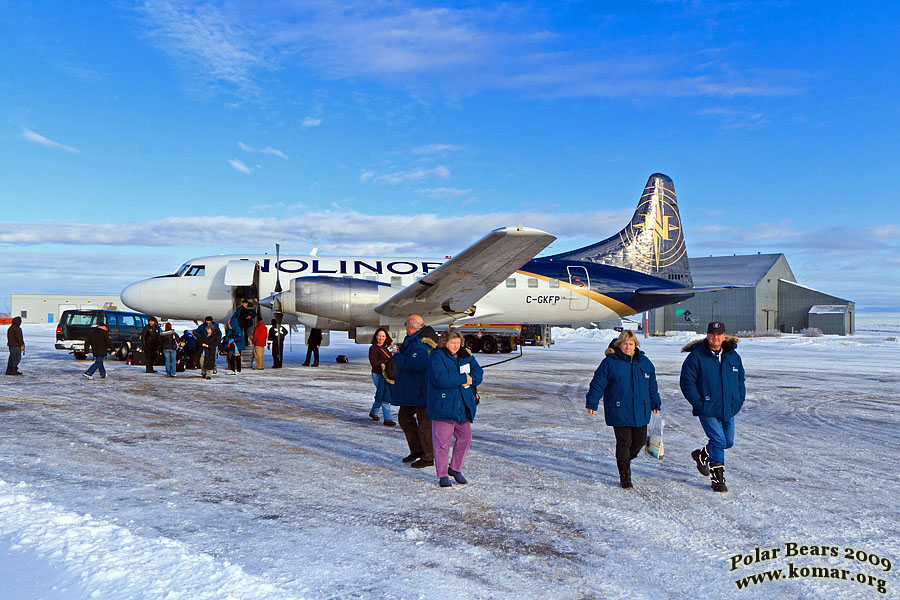 Churchill Manitoba Helicopter Tours