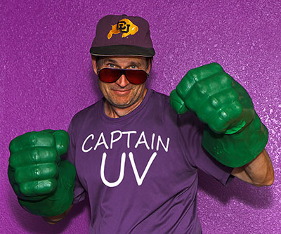 captain ultra violet