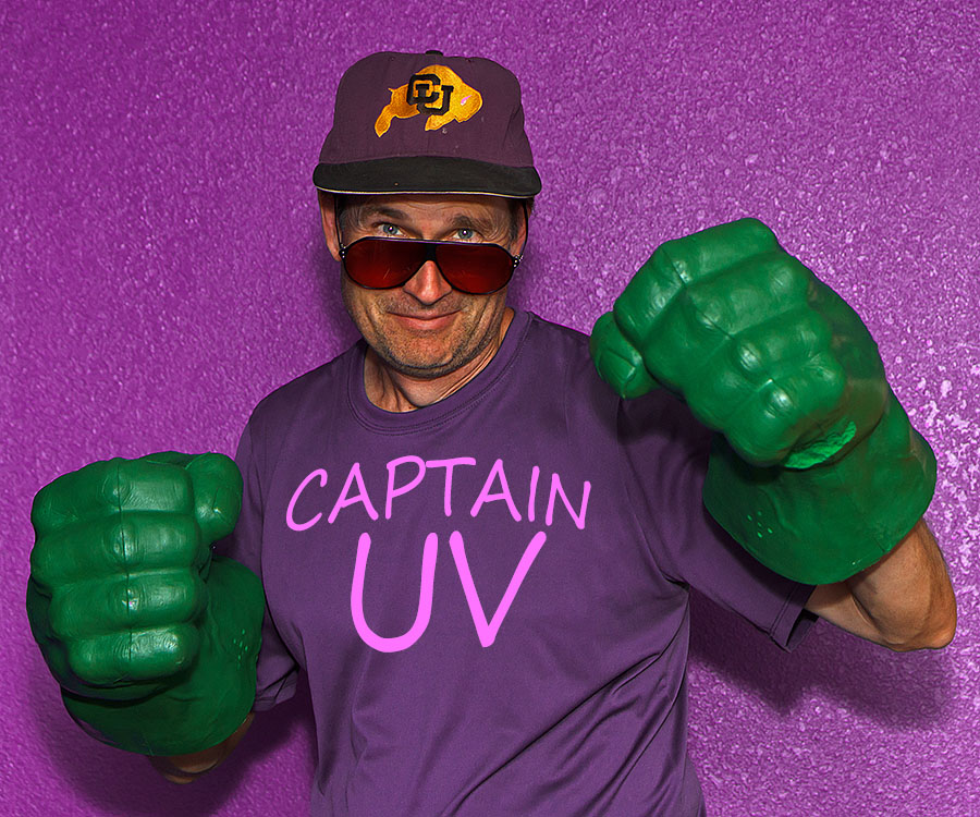 captain ultraviolet