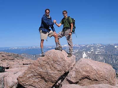 longs peak summit 3