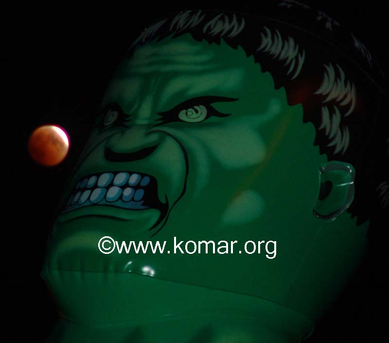 Hulk'in Eclipe