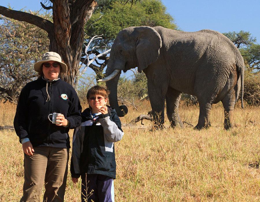 African Safari Family Trip