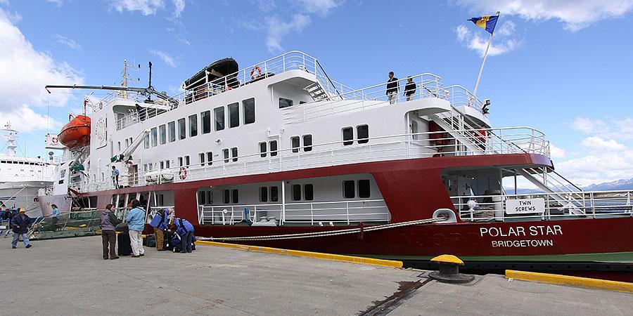 Polar Star Ship Dock