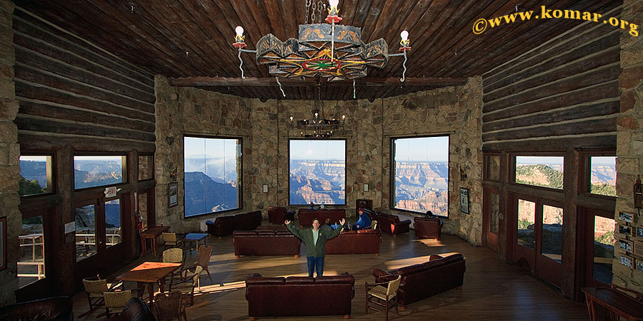 suvi koponen: north rim lodge grand canyon