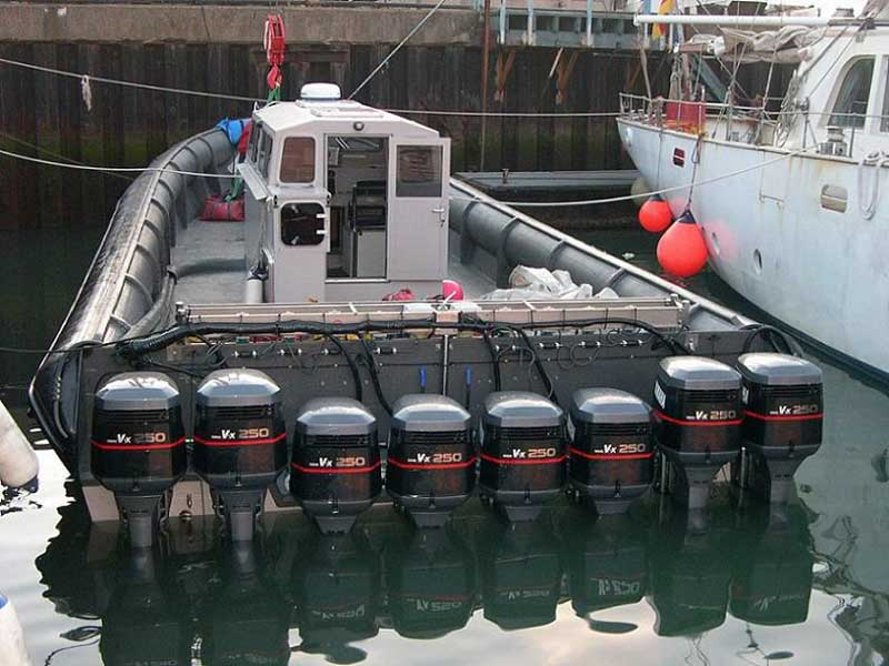 Super Zodiac - how fast can this puppy go! ;-)