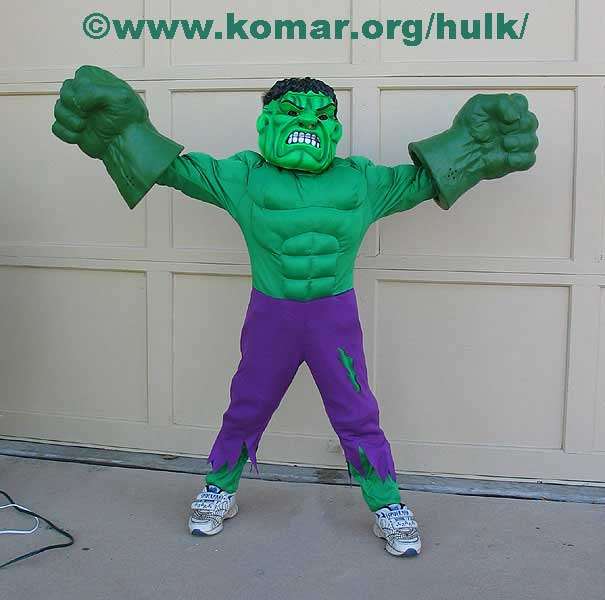 Young Hulk Offspring
