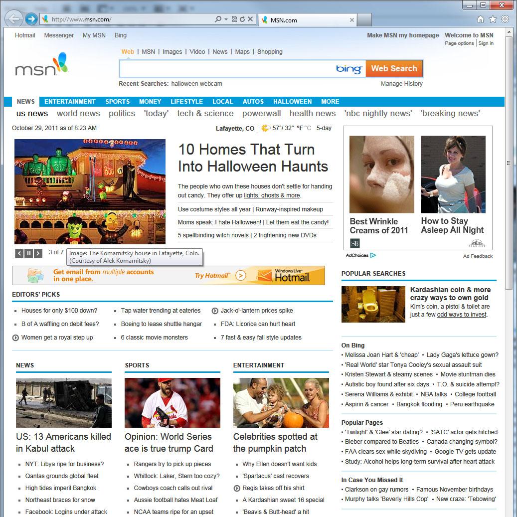 Tres alternativas a la página de inicio de iGoogle Images