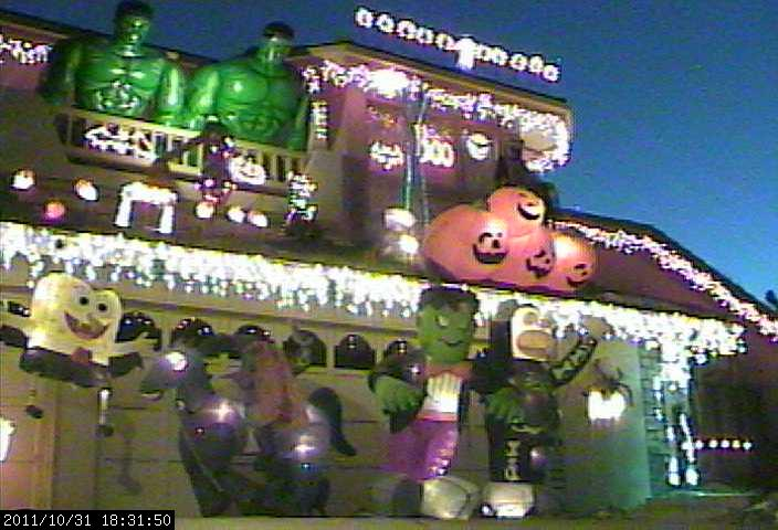 halloween webcam 1
