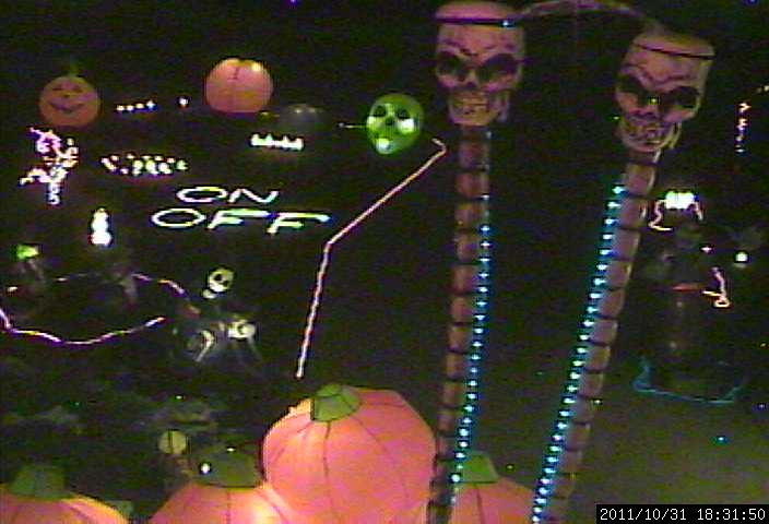 halloween webcam 2