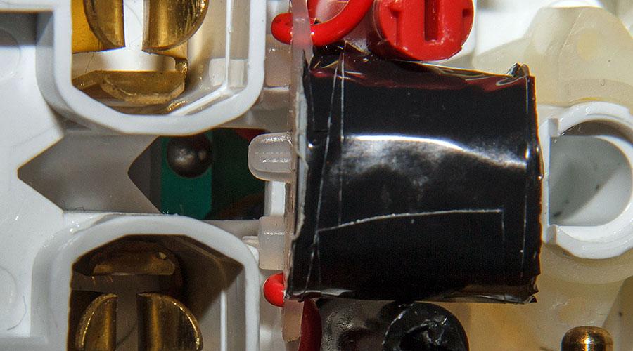 Fix and Repair Broken SR227 X10 Super Socket