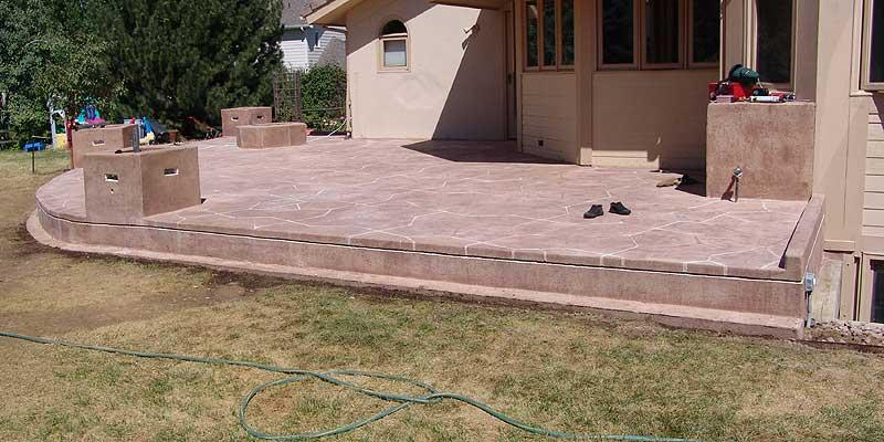 Concrete Edging 1