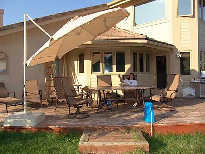 SUPER Outdoor Patio Umbrellas