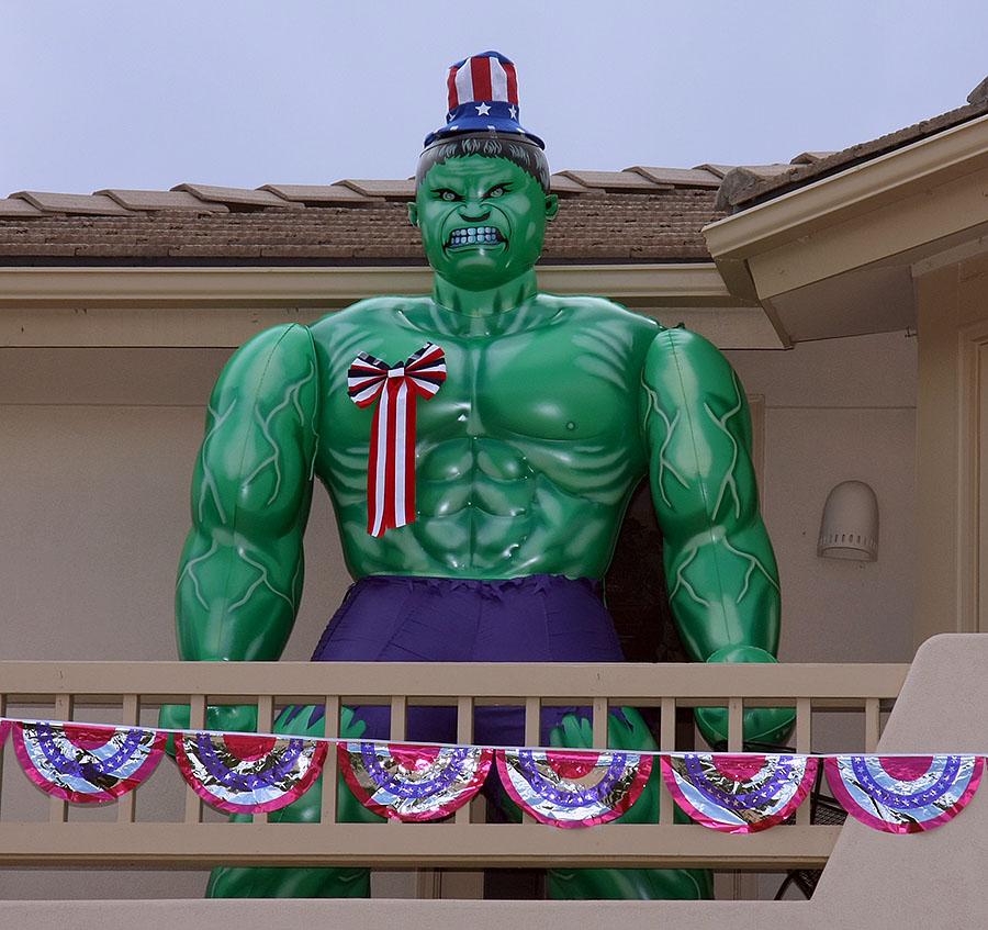 hulk for president