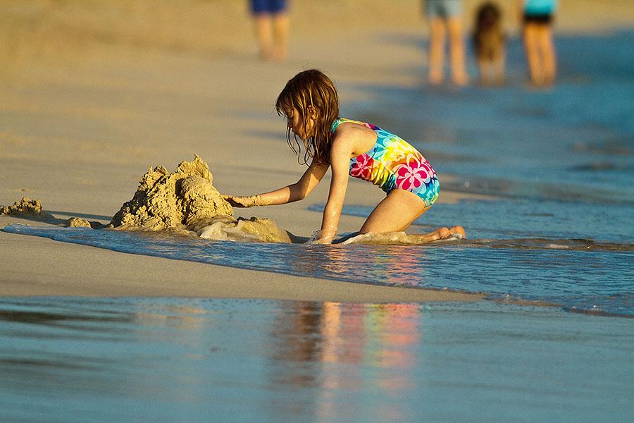 Castle Beach Kailua Kailua Hawaii Beach