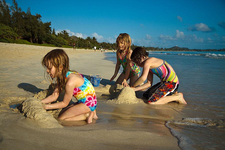 Castle Beach Kailua Kailua Hawaii Beach g