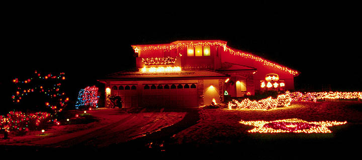 Christmas Lights 1999