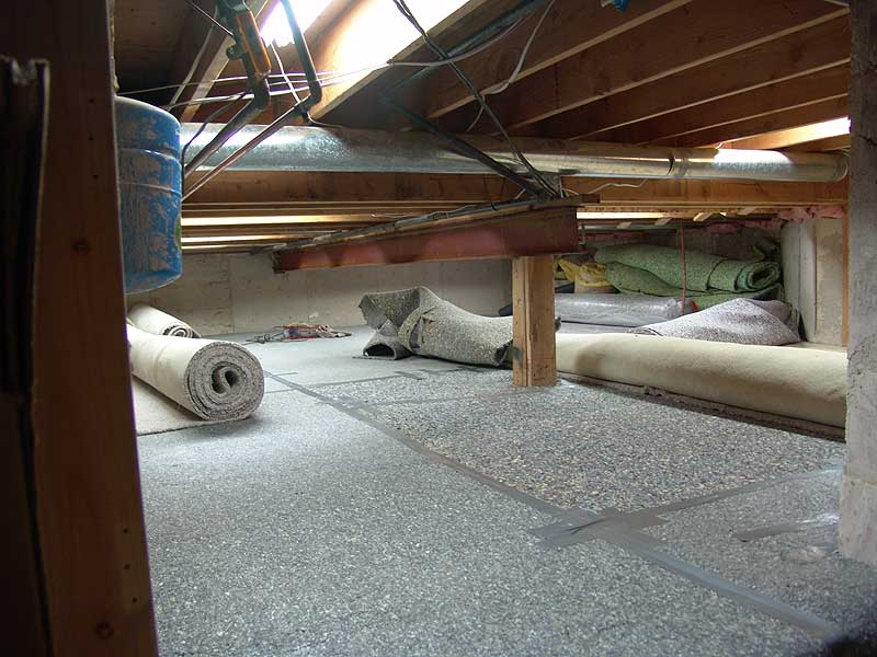 Carpet Pad 1