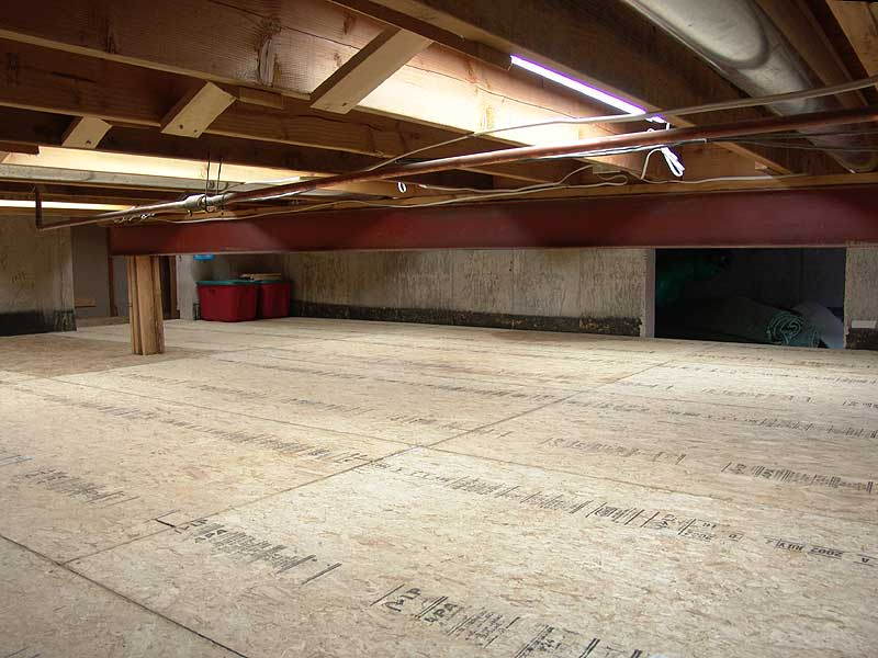 design dream house basement flooring
