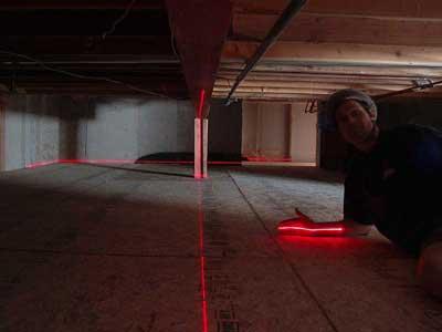 Laser Level East